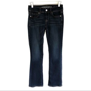 American Eagle Kickboot Jeans Size 0 SHORT